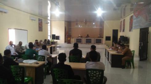 Polres Mesuji Tengahi Permasalahan Dua Pengurus PSHT